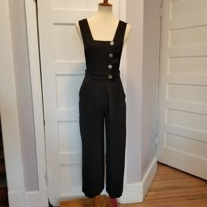 Zara Jumpsuit with Side Ruffles, Size  S